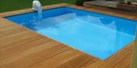 Decking bazena material (Cumaru Clasic Reeded )