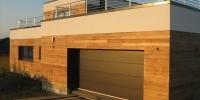 Drevenný fasádny obklad domu ( Céder )