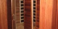 Obklad-sauny-materiál-Meranti-