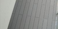 Decking balkona materiál ( Ideck Compozite Excluzive Nordisk farba sivá )
