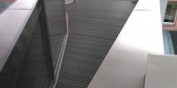 Strešná terasa materiál ( Drevoplast )