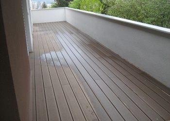 Balkonová terasa ( Drevoplast )