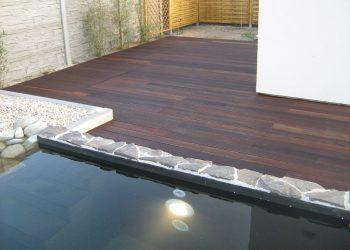 Bazénová terasa ( Denia )