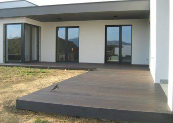 Drevenná terasa ( Kempas ) 66