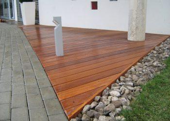 Drevenná terasa materiál ( Cumaru Iclip ) 55