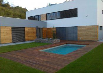 Drevenná terasa materiál ( Cumaru Vivero ) obklad ( Céder )
