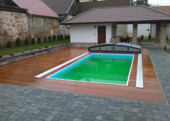 Drevenná terasa materiál ( Cumaru profil Tico )