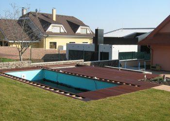 Drevenná terasa materiál ( Merbau iclip Smooth )