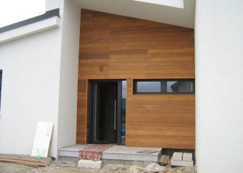 Drevenný fasádny obklad materiál ( Céder ) (2)