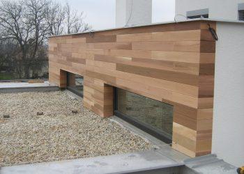 Drevenný fasádny obklad materiál ( Céder ) (4)