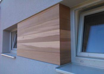 Drevenný obklad materiál ( Céder )