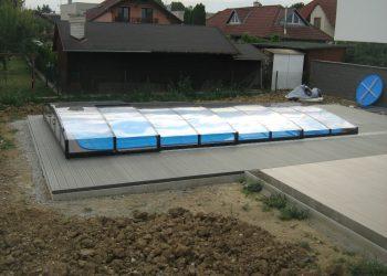 Komplexné riešenie terasa,bazén,prekritie