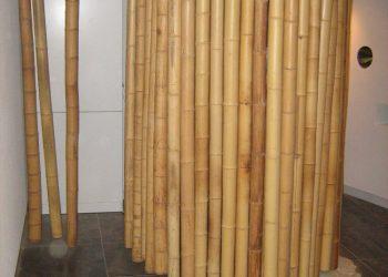 sprcha, materiál (Bambus)