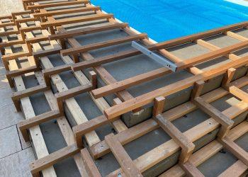 Detail prípravy podkonštrukcie schodiska