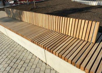 lavica drevená materiál ( Piquia )